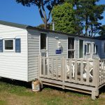 Camping le Quinquis location mobile-home
