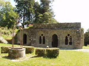 Camping Du Quinquis : Abbaye Saint Maurice De Clohars Carnoët