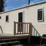 Camping du Quinquis mobile-home Vista Platinium