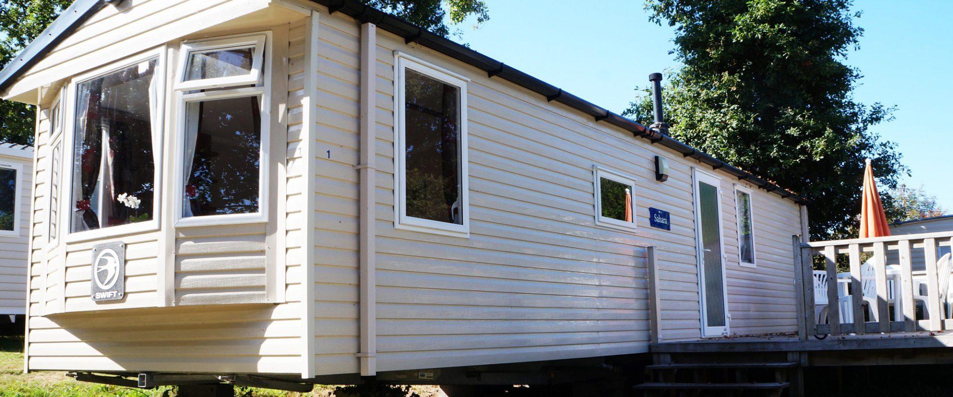 mobile-home Sahara Camping du Quinquis