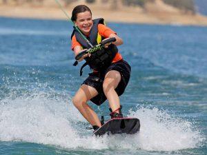 Camping Du Quinquis : Wakeboard à Guidel Min