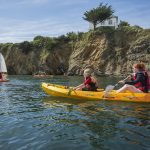 Location de kayak proche camping Quinquis