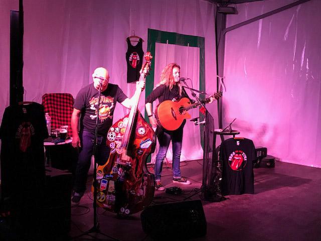 Concert au Camping Quinquis Le Pouldu