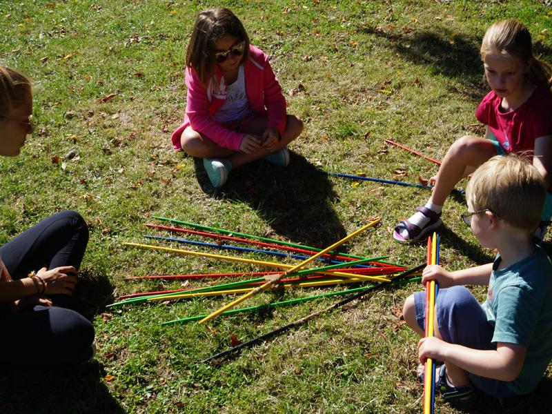 Camping Du Quinquis animation enfants