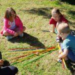 club enfants camping Quinquis