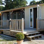 sanitaire emplacement Camping Quinquis