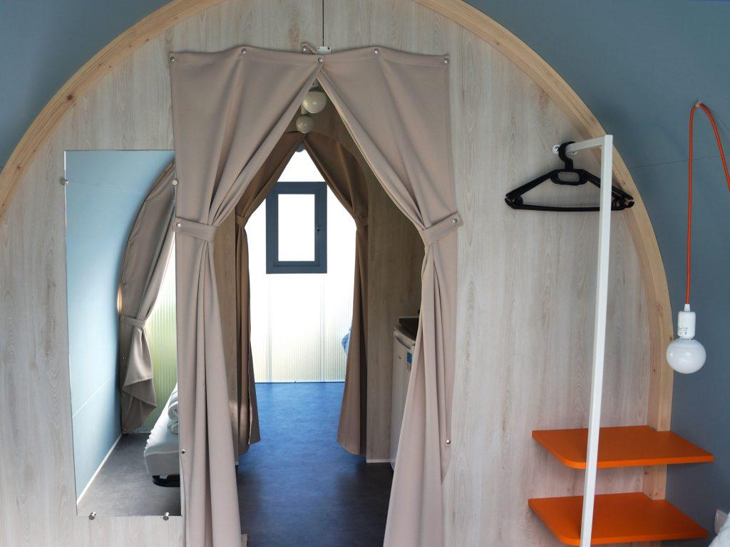Tente Coco Sweet camping du Quinquis