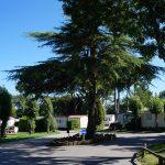 Camping Du Quinquis : Entree Camping