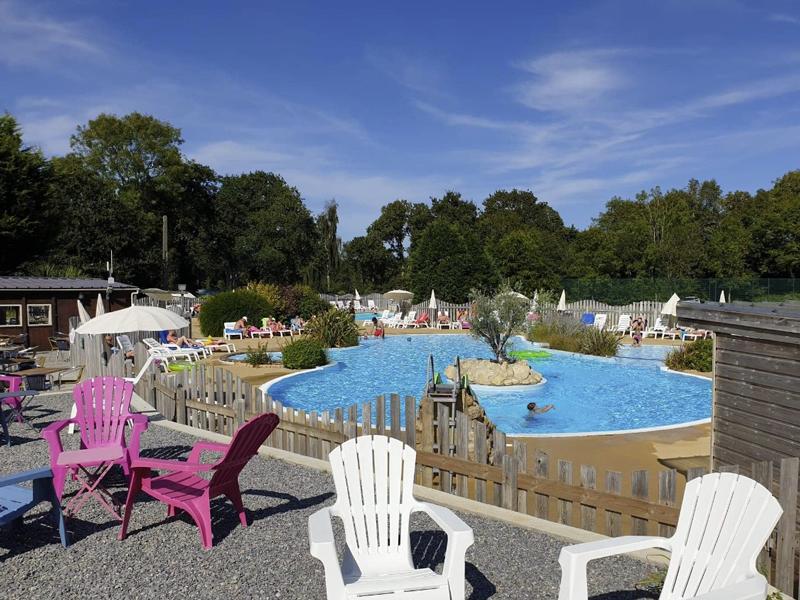 camping au pouldu avec piscine