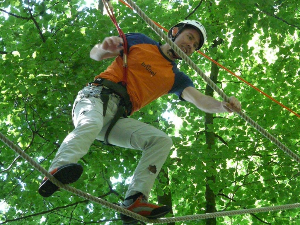 Camping Du Quinquis : High Ropes Course 58665 1280