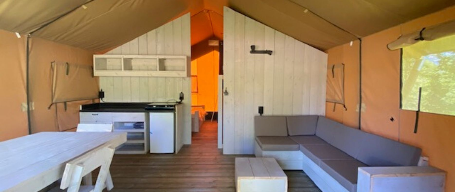 Camping Du Quinquis : Camping Du Quinquis Tente Safari Wood Camping Clohars Carnoet (3)